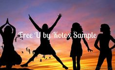 U by Kotex tampons and pads prevent leaks and keep you comfortable. Choose your free U by Kotex samples and get an exclusive coupon!