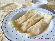 Crepes in brodo - Ricetta abruzzese