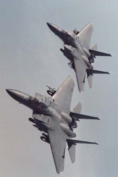 F-15 Eagle's