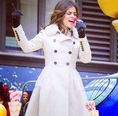 Macy's Thanksgiving parade! :)