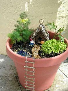 Fairly garden