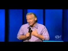 Bill Maher Best of Religion Stand Up - YouTube - almost an hour of stuff to make you think, and he's funny instead of fighting.