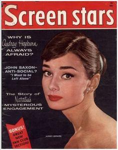 Audrey Hepburn 1958