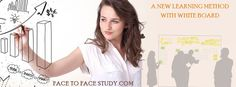 use facetofacestudy.com whiteboard with audio-video conferencing, text chat and content sharing capabilities.