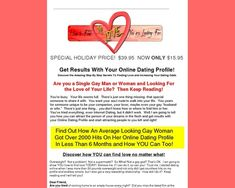 Product Name: Get A Gay Date Today! How To Market Yourself For Love! Click here to get Get A Gay Date Today! How To Market Yourself For Love! at discounted price while it's still available… All orders are protected by SSL encryption – the highest industry standard for online security from trusted vendors. Get A …