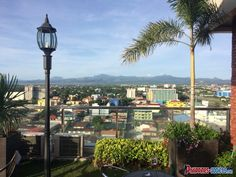 Beautiful view of Angeles City Philippines from the Central Park Tower #angelescity #pampanga #philippines #travel