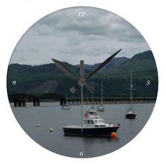 Barmouth wall clock clocks