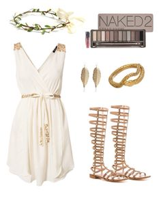 DIY Halloween costume: Greek Goddess