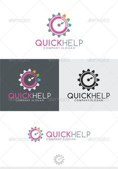 Quick Help Logo  #GraphicRiver         Fully Editable Logo, AI, EPS, CDR, PNG files  Used free font link in the zip folder  	 Easy work and good luck   Don't forget to rate if you like it!   	    	   	 You bought a logo, but You cannot configure it the way you would like? I can do it for You. Customization means that you have the logo in which you want to change such as font, color, or non conceptual change some elements, convert to black/white version.  	 Maybe you need exclusive logo?  	…