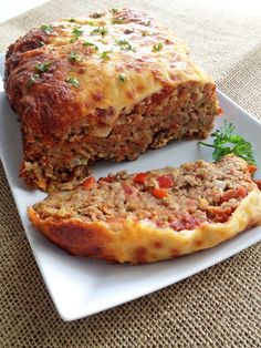 Italian Style Meatloaf