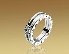 "The ""B.Zero1"" Bvlgari Ring. My 5th anniversary gift from my dearest husband teddy. Love him so much!"