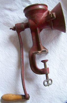 C E Potter Nutcracker Nut Cracker Cast Iron Tool Sapulpa