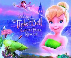 Animación para la muchacha 2015 Tinkerbell en español la pelicula completa