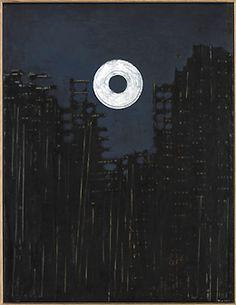Max Ernst.Den imaginära sommaren, 1927