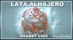 LATA ALHAJERO SHABBY CHIC