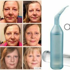 OMG 4 months of Gavanic spa ageloc me! http://jennifergillespie.nuskinops.com/opp/en_US/products/shop_all/galvanic/01003876.html