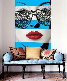 the best little apartment (via art fascination.)
