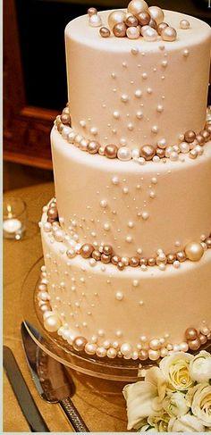 Love this. Pasteles de Boda - ELEGANT CAKE