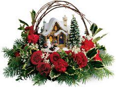 Thomas Kinkade's Cozy Christmas