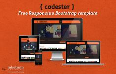 Codester is basically a portfolio template for creative people like designers, photographers, graphics artists and more. But with some basic customization you can actually transform this template into your desired website. Codester comes with complete customizable package including latest JavaScript, Scaffolding, Base CSS and Components. -> codester