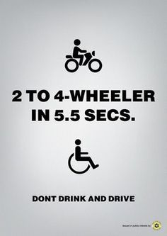 motor to wheelchair drunk driving