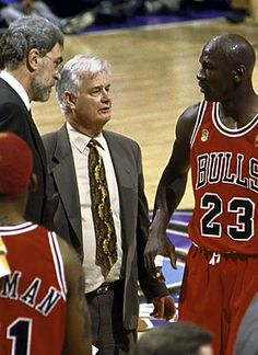 Michael Jordan and the Bulls won six titles using Tex Winter's offense, but it took time for the players to embrace the concept.