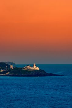Roaches Point - Taken at Crosshaven, Co. Roaches, Cork, Ireland, Celestial, Sunset, Outdoor, Beautiful, Sunsets, Outdoors