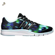 Adidas - AT 3602 Prima - B22987 - Color: Black-Turquoise-White - Size: 7.5 - Adidas sneakers for women (*Amazon Partner-Link)