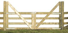 Free Gate Plans, Rails Gates, Double Drive Gates, Field Gates ...