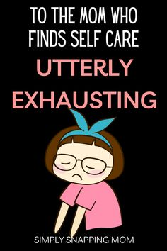 Self care. Ugh I hate that term. As a mom, it only give me more guilt and adds on to the things I haven't had time to do. If this sounds like you, momma it's time for you to read this. Mom advice for tired and burnt out moms who still want some level of self care. Expectation Vs Reality, Parenting Articles, Mom Advice, Mom Humor, Self Care, Give It To Me