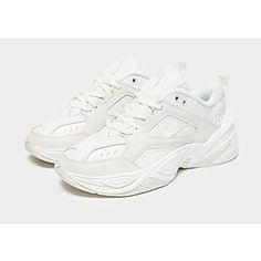 fc2bbdcd5b Nike M2K Tekno Women's Jd Sports, Nike Trainers, Sneakers Nike, White Nikes,