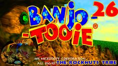 Rare Replays Banjo Tooie #26 The Rocknuts Tribe