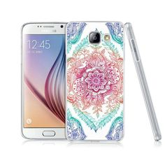 Beautiful Flower Colorfull Painted Hard Cover Case For Samsung A3 A5 A7 J1 J5 J7 2016 A310 A510 A710 J120 J510 J710 Shell Coque
