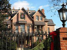 Historic Oakwood, Raleigh NC