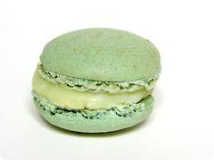mint green macaron