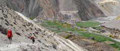 Kagbeni, Mustang, Nepal