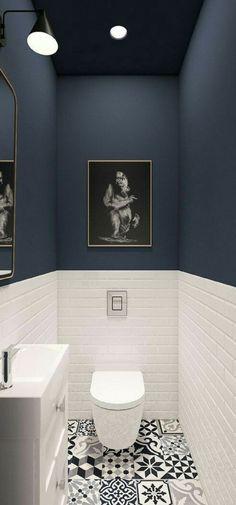 Minimal Bathroom Decor Ideas Minimal Bathroom Decor Id. Minimal Bathroom Decor Ideas Minimal Bathroom Decor Ideas - The Architects Diary schlichtes, weißes Bad. Minimal Bathroom, Simple Bathroom, Bathroom Modern, Downstairs Bathroom, Bathroom Layout, Diy Bathroom Reno, Small Downstairs Toilet, Bathroom Ideas, Cloakroom Ideas