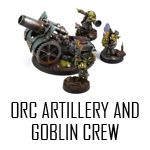 Orc Field Cannon, Howitzer, and Goblin Artillery Crew Review - Warhammer 40k Orks