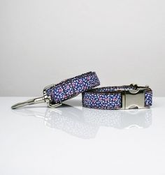Dog collar & leash Textura Cambrils Brott Barcelona