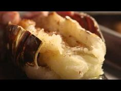 How to Make Broiled Lobster Tails - Video
