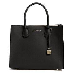 9c639716479c Michael Kors  Large Mercer  Tote - black bag