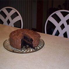 Chocolate Mousse Cake IV - Allrecipes.com