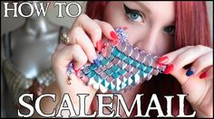 TUTORIAL   How to Make Scalemail #2