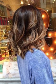 Tiger Eye Hair Color