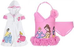 Disney Store Disney Princess 2-Piece Swimsuit « Clothing Impulse