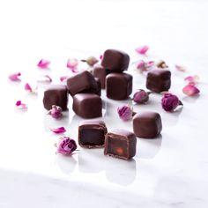 Çikolata-Kaplı-güllü-lokum