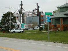 McPaul, Ia.  Unincorporated.  Population maybe 10, is just south of Bartlett, west of Thurman, on the railroad and I-29