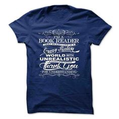 BOOK READER T-Shirts, Hoodies (19$ ==► Order Shirts Now!)