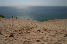 Sleeping Bear Dunes & Lake Michigan, Michigan