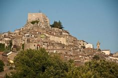 castle in guardia sanframondi... where i will live someday